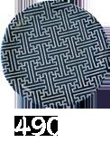 490円皿